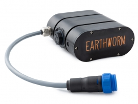 Earthworm battery